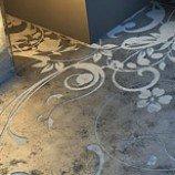 Бесплатно выполним работу по нанесению Арт-бетона на полы.