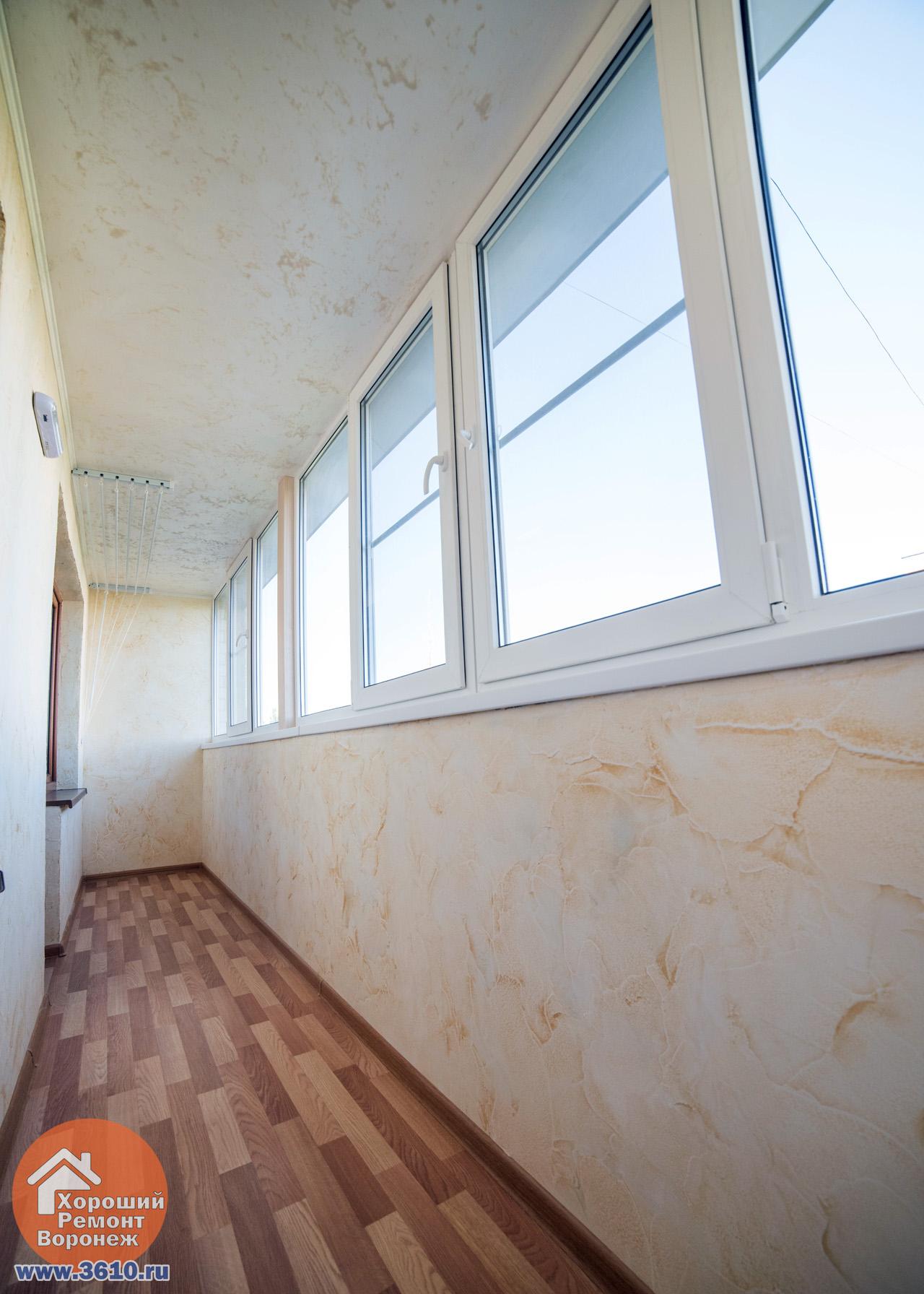 Балкон ремонт воронеж остекление балкона в северодвинске