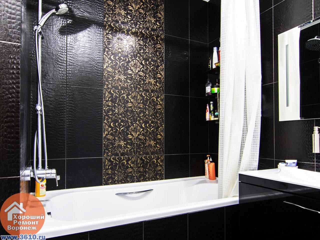Воронеж ванная комната плитка Душевой уголок Vegas Glass AFS-F Lux 100*80 08 01 R профиль глянцевый хром, стекло прозрачное